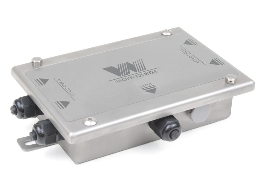 Caixa de junção WTX-4