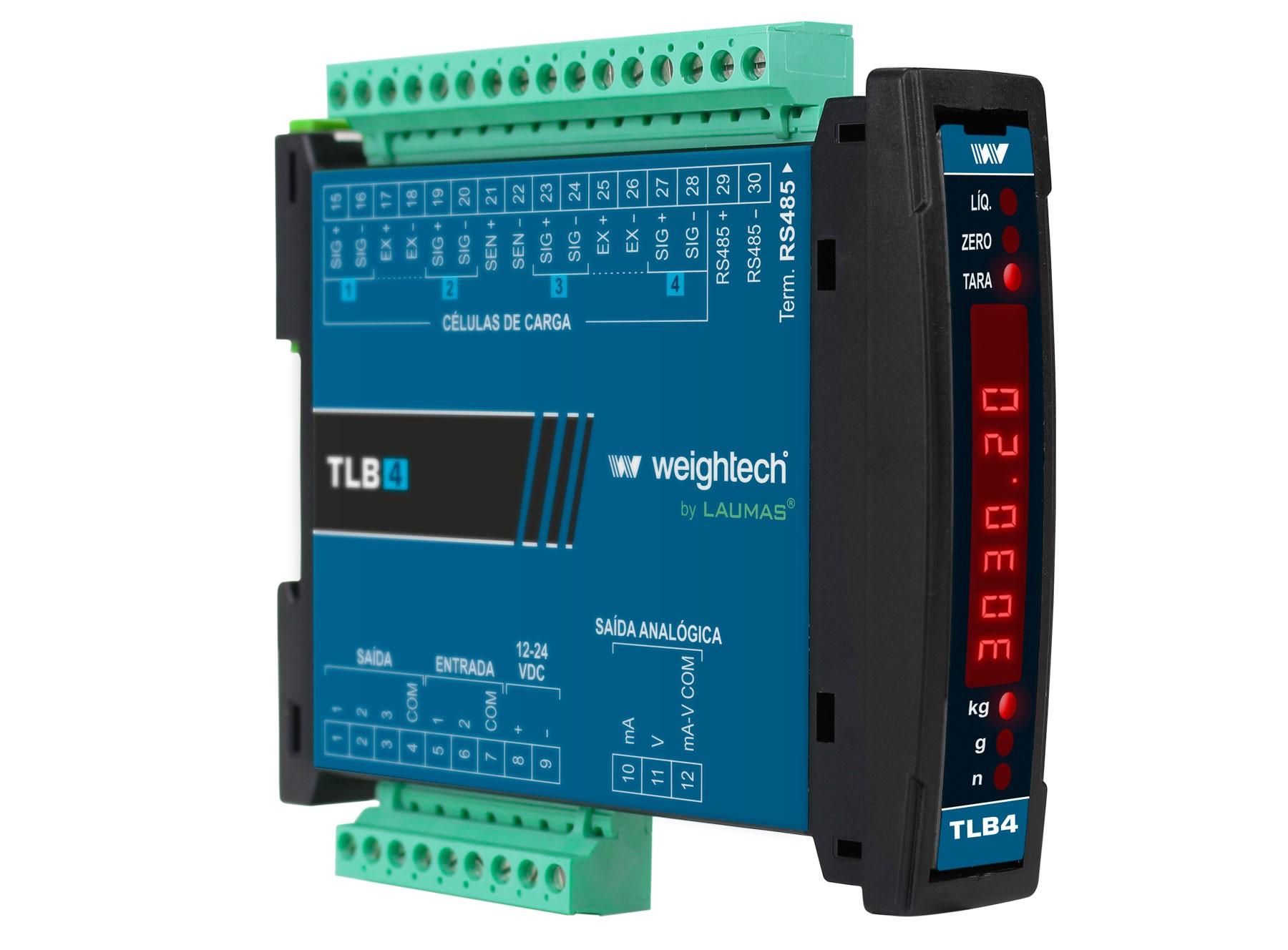 Transmissor de Peso TLB4