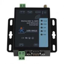 Conversor Serial para WIFI ou WIFI p/ ETHERNET CABEADA USR-W610