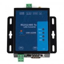 Transmissor RS232/485 para LoRa