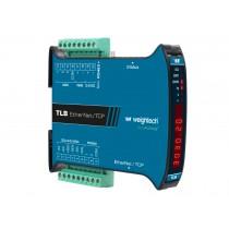 Transmissor de Pesagem Laumas TLB Ethernet TCP