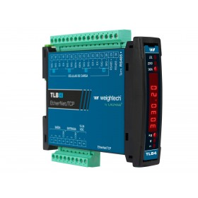 TLB4 EtherNet TCP IP
