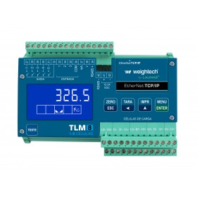 TLM8 EtherNet TCP IP