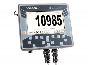 Indicador de pesagem DG8000-IC