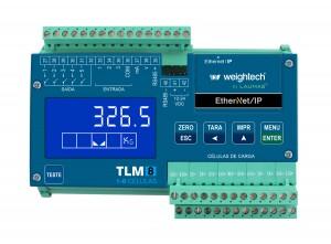 Transmissor de Pesagem Laumas TLM8 EtherNet P