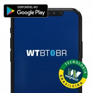 Aplicativo para pesagem agrícola WT-BT-BR