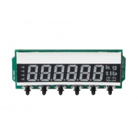 Placa Display - 02117 REV0 S2