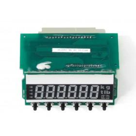 Placa CPU 04202 REV0S3 + PLACA DISPLAY