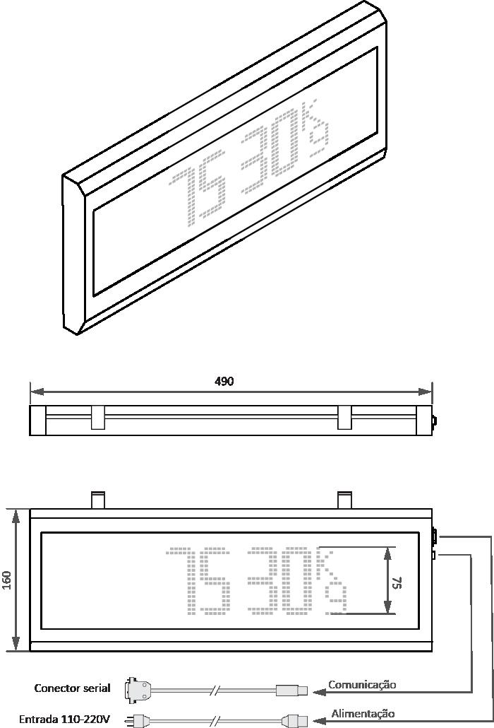 WT-Display 75-30